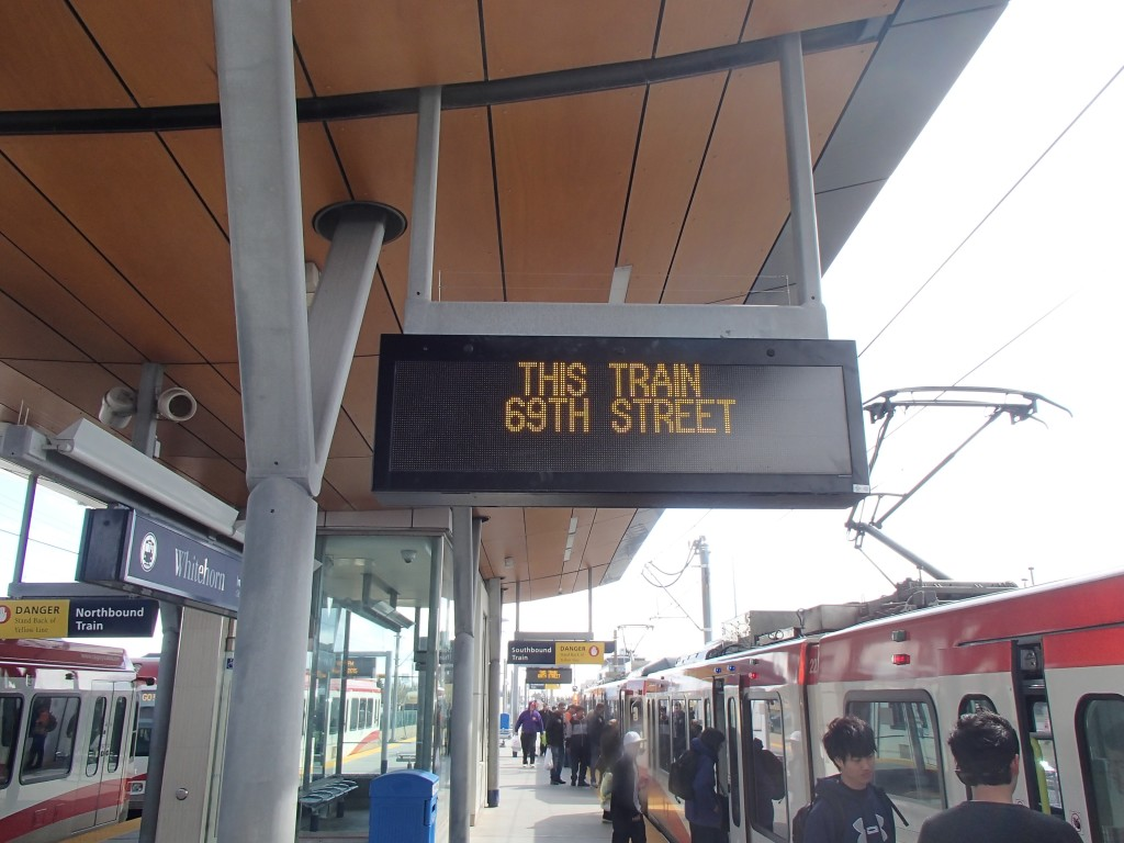 Next Stop, 69 Street